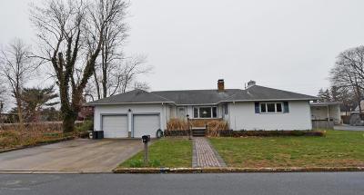 Brielle Single Family Home For Sale: 417 Euclid Avenue