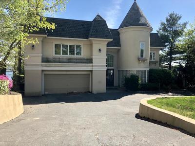 Brielle Single Family Home For Sale: 1102 Shore Drive