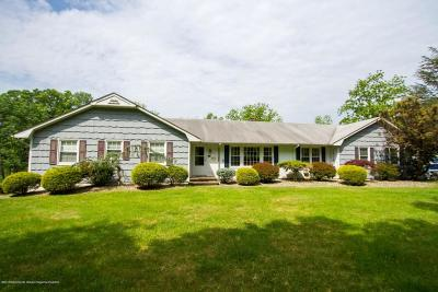 Colts Neck Single Family Home Continue To Show: 27 W Larchmont Drive