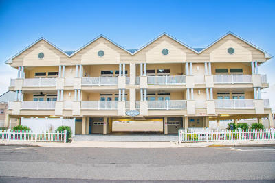 Seaside Heights Condo/Townhouse Under Contract: 18 Sheridan Avenue #2