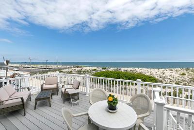 Seaside Park Single Family Home For Sale: 10 Ocean Avenue