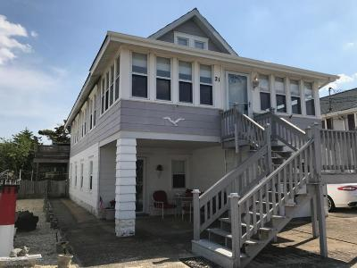 Seaside Park Multi Family Home For Sale: 21 M Street