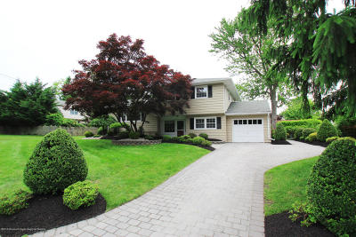 Red Bank Single Family Home For Sale: 54 Sherwood Road