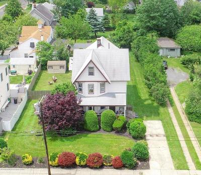 Long Branch Multi Family Home For Sale: 494 Church Street