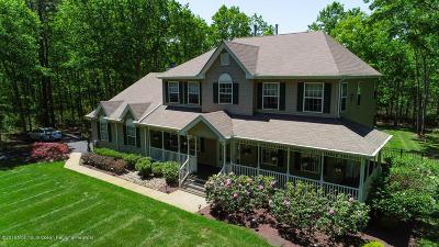 Howell Single Family Home For Sale: 18 Amanda Lane