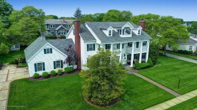 Monmouth County Single Family Home For Sale: 221 Howell Avenue