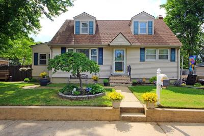 Middletown Single Family Home Under Contract: 49 Harmony Avenue