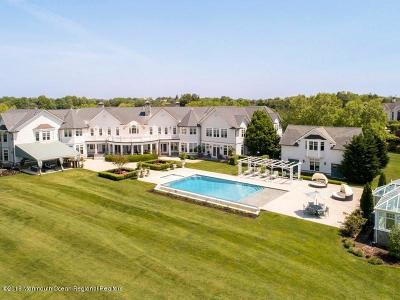 Monmouth County Single Family Home For Sale: 2 Deputy Minister Drive