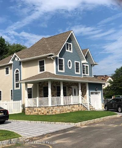 Long Branch Single Family Home For Sale: 144 Chelsea Avenue