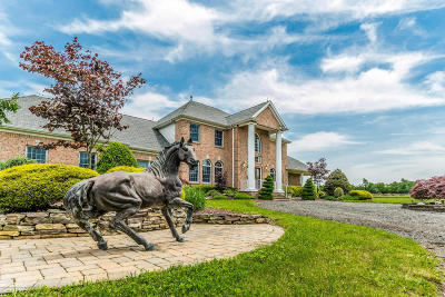 Monmouth County Farm Under Contract: 29 Harvey Road