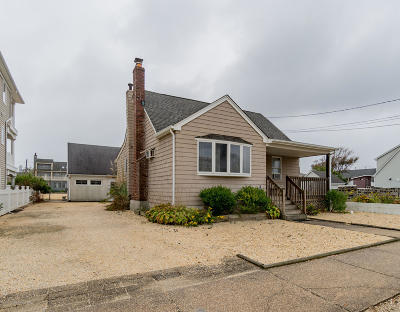 Seaside Park Single Family Home For Sale: 35 12th Avenue