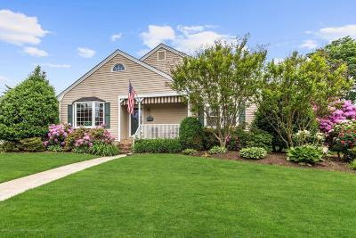 Brielle Single Family Home For Sale: 613 Cedarcrest Drive