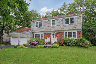 Ocean Twp Single Family Home For Sale: 46 Stonehenge Drive