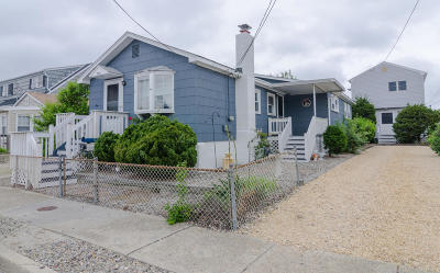 Seaside Heights Single Family Home For Sale: 250 Sherman Avenue