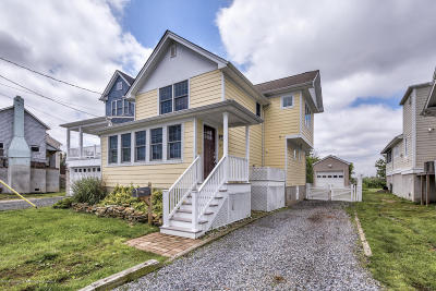 Monmouth Beach Single Family Home For Sale: 38 Riverdale Avenue