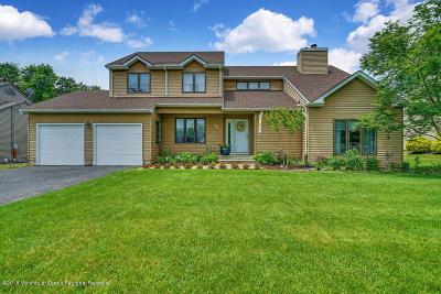 Brick Single Family Home For Sale: 783 Maple Avenue