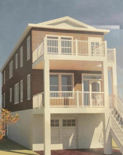 Seaside Heights Single Family Home For Sale: 301 Hiering Avenue