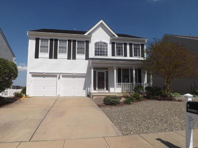 Bayville NJ Single Family Home For Sale: $510,000