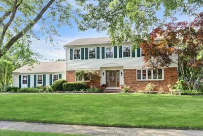 West Long Branch Single Family Home Under Contract: 71 Girard Avenue