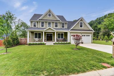 Atlantic Highlands Single Family Home Under Contract: 112 Owens Avenue
