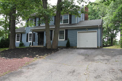 Manchester Single Family Home For Sale: 2974 Wilbur Avenue