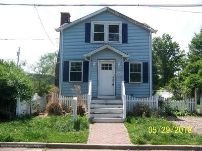 Middletown Single Family Home Under Contract: 250 Seabreeze Avenue