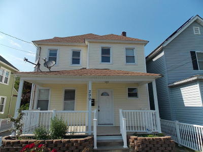 Long Branch Single Family Home Under Contract: 299 Chelsea Avenue