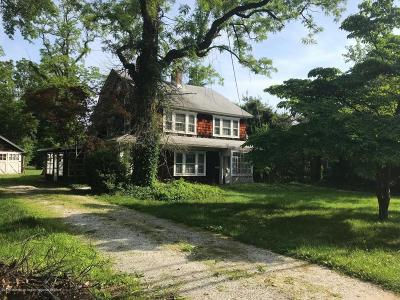Little Silver Single Family Home Under Contract: 57 Markham Place