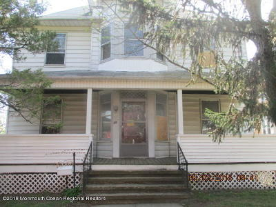 Red Bank Multi Family Home For Sale: 28 Rector Place