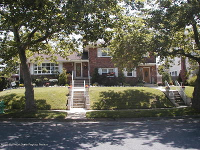 Asbury Park Multi Family Home For Sale: 600 8th Avenue