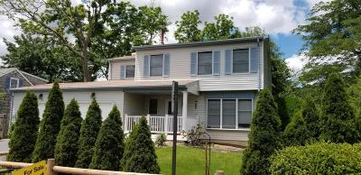 Point Pleasant Single Family Home For Sale: 1213 Benedict Street