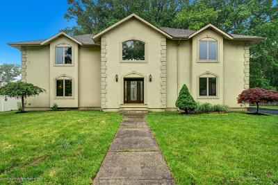 Monmouth County Single Family Home For Sale: 1902 Westfield Street