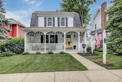 Red Bank Single Family Home Under Contract: 38 Statesir Place