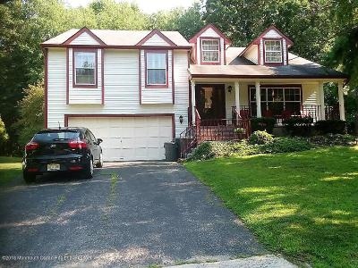 Howell Single Family Home For Sale: 31 Dogwood Drive