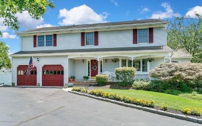 Wall Single Family Home For Sale: 1617 Walnut Street