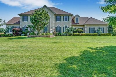 Millstone Single Family Home For Sale: 2 Scotto Farm Lane
