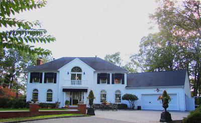 Brielle Single Family Home For Sale: 917 Hilltop Place