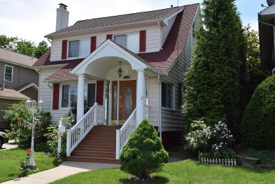 Long Branch Single Family Home For Sale: 292 Long Branch Avenue