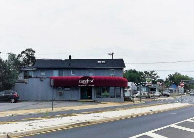 Neptune City Commercial For Sale: 72 W Sylvania Avenue