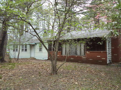 Jackson Single Family Home For Sale: 117 Wiseman Road