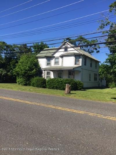 Wall Single Family Home For Sale: 1906 New Bedford Road