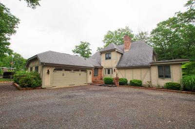 Ocean County Single Family Home For Sale: 810 Nugentown Road