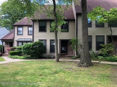 Toms River Condo/Townhouse For Sale: 602 Bent Trail
