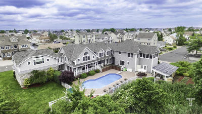 Toms River Single Family Home Under Contract: 3175 Beachview Drive