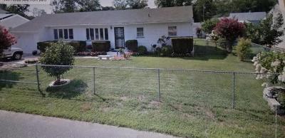 Brick Single Family Home For Sale: 445 Hulse Avenue