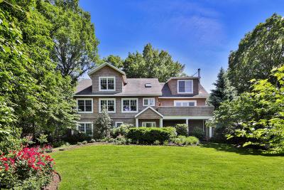 Atlantic Highlands Single Family Home For Sale: 335 Ocean Boulevard