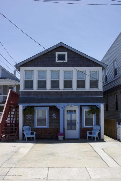 Seaside Heights Single Family Home For Sale: 319 Grant Avenue