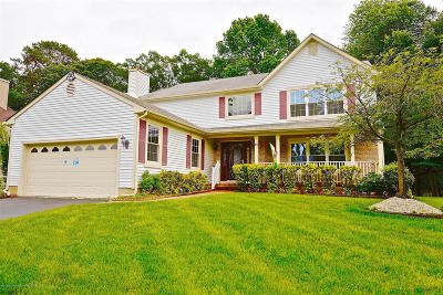 Howell Single Family Home Under Contract: 47 Rosewood Drive