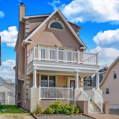 Avon-by-the-sea, Belmar, Bradley Beach, Brielle, Manasquan, Spring Lake, Spring Lake Heights Single Family Home For Sale: 108 McCabe Avenue
