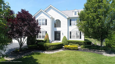 Freehold Single Family Home For Sale: 267 Yale Drive
